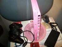 Playstation 2 Slimline Pink bundle