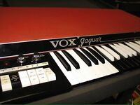 Vox Jaguar Organ 1960s vintages