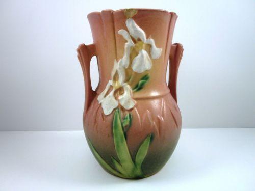 Roseville Iris Ebay