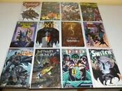 Batman Graphic Novel Lot