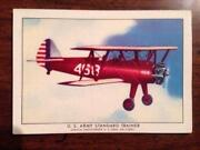 Wings Cigarette Cards
