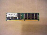 DDR 1GB (4 x 256) MEMORY FOR PC Desktop
