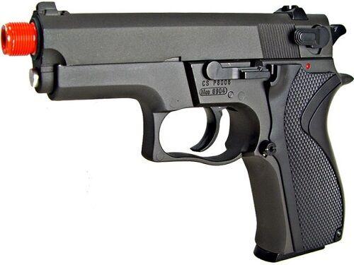 KJW M 600 Green Gas Airsoft Pistol