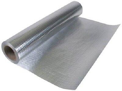 Radiant Vapor Barrier Reflective Insulation 25.5 1000 Sqft Attic Foil Solid