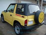 Suzuki Sidekick Soft Top