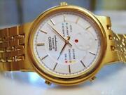 Vintage Mens Seiko Chronograph Watches