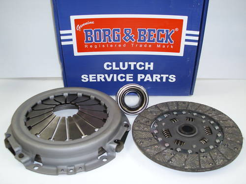 LAND ROVER Defender /& Discovery TD5 4 piece Clutch kit  Borg /& Beck CKBB01