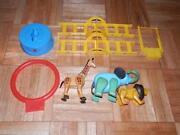 Fisher Price Circus Animals