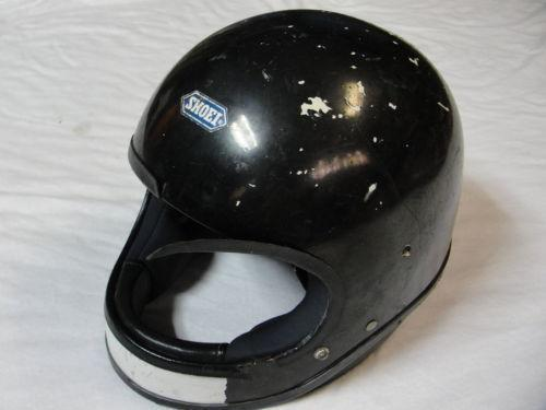 Vintage shoei helmets about