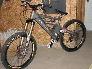 Patriot 7 Mountain Bike