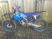 TM 125 MX Motocross Bike (top end rebuild 2 hours ago