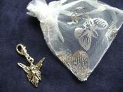 Tibetan Silver Angel Charms