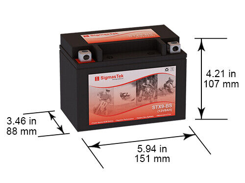 interstate battery faytx9 bs 120cca battery replacement