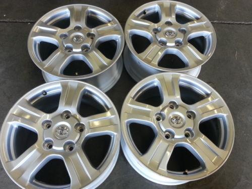 Toyota Oem Wheels 18 Ebay