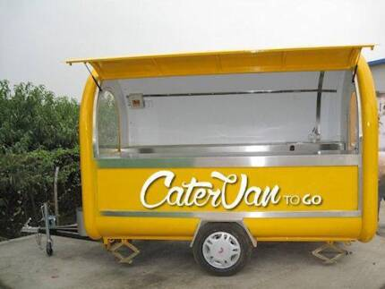 FOOD VANS - COFFEE VANS - CATERING TRUCKS - ALL SIZES Norwood Norwood Area Preview