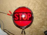 Antique Stop Light