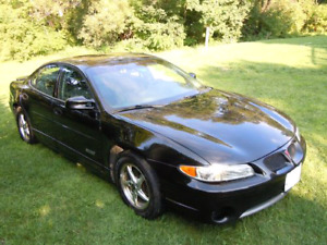 1997 Pontiac Grand Prix GTP. Supercharged. Only $1500!