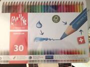 Watercolour Pencils Set