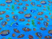 Seahorse Fabric