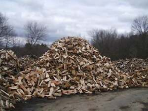 DRY FIREWOOD -- DELIVERY AVAILABLE --  PREMIUM HARDWOOD