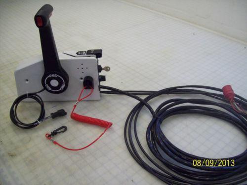 Johnson Omc Control Box Parts : Johnson omc controls ebay