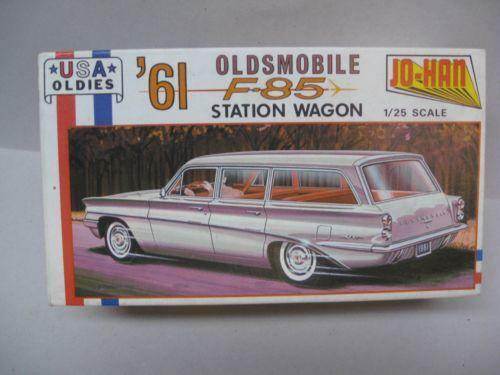 Johan Model Car Kits Ebay