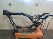 Used Motorcycle Frame