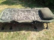 Nash Bedchair Wide Boy