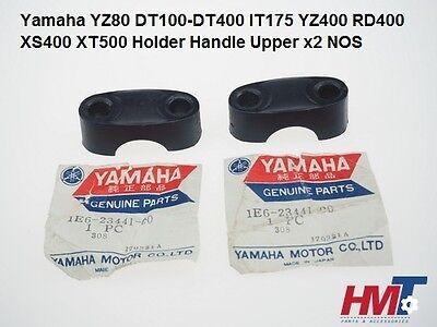 Yamaha YZ80 DT125 DT250 IT175 YZ400 XS400 XT500 Holder Handle Upper 1E6-23441-00