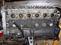 BMW E30 ENGINE BLOCK Complete M20 325i 6 POT E36 E34 525i e28 M20B25