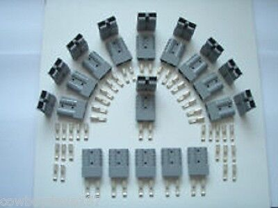 10 Pack FREE USA SHIPPING Anderson SB50 Connector Kit Red 6 AWG Gauge 6331G1