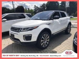 2016 Land Rover Range Rover Evoque HSE | LOADED!