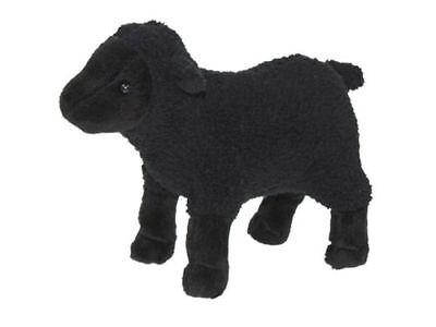 schwarzes Schaf Plüsch black sheep plush Plüschtier Kuscheltier ()