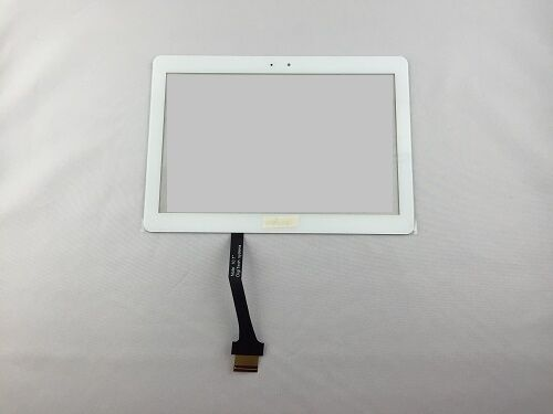 Touch Screen Digitizer Part For White Samsung Galaxy Note...