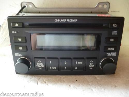 Kia Sedona Radio Parts Accessories Ebayrhebay: 2007 Kia Sorento Factory Radio At Gmaili.net