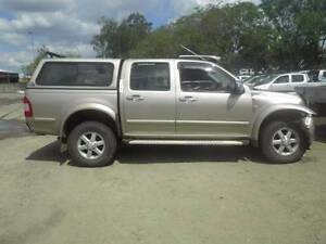 HOLDEN RODEO RA 4HJ1-T AUTO VEHICLE WRECKING PARTS 2003 (VA01133) Brisbane South West Preview