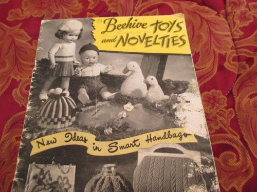 Vintage Knitting Books : Vintage knitting books ebay