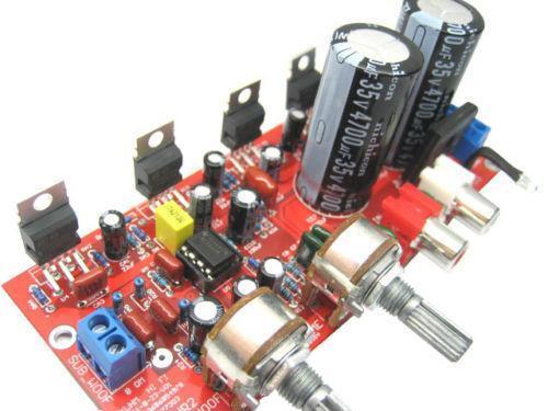 power amplifier kit ebay. Black Bedroom Furniture Sets. Home Design Ideas