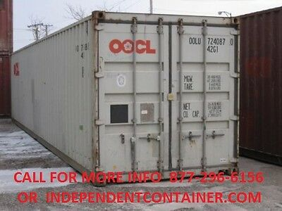 40 Cargo Container Shipping Container Storage Container In Savannah Ga