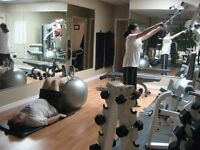 Private Boutique Fitness Studio Available for Rent