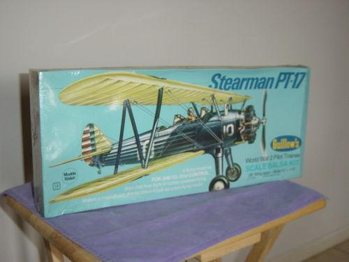 Stearman Pt 17 Toys Amp Hobbies Ebay