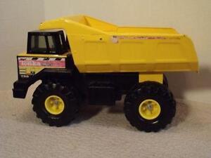 Tonka Construction Toys For Boys : Metal tonka trucks ebay