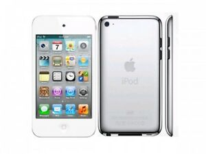 Apple iPod Touch - 4th Gen with 8Gb in White