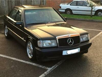 Mercedes 190E - Petrol Running Project - LOW MILES Relisted!