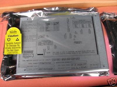 Bently Nevada Dual Vibration Monitor Model 330015-02-01-00-00-00-00- Nib
