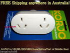 NZ Travel Electrical Adaptors
