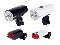 bike front and rear led lights /brand new and other bike accessories for extra