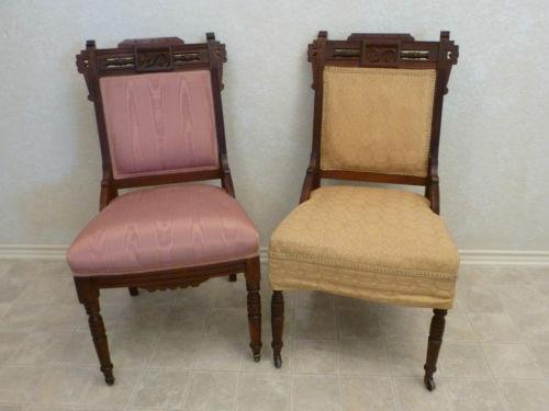 Victorian Side Chair Ebay