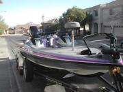 Ranger Bass Boat