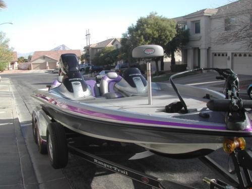 Ranger Bass Boat eBay